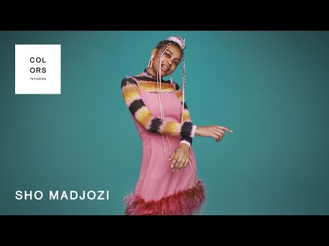 Sho Madjozi - John Cena | A COLORS SHOW