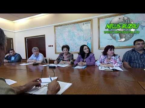 Dialog social cu scantei - Prefectura - politisti