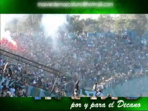 LOS PANZERS 2012 | SANTIAGO WANDERERS CONTRA LAS RATAS - Los Panzers - Santiago Wanderers