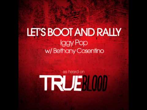 Tekst piosenki Iggy Pop - Let's Boot and Rally (Ft. Bethany Cosentino) po polsku