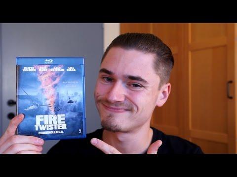 FIRE TWISTER - FEUERHÖLLE L.A. (DT Blu-ray) / Playzockers Blu-ray Check Nr. 93