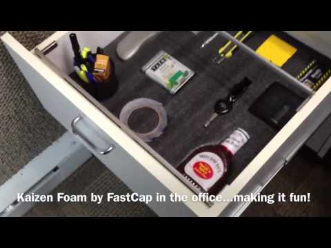 FastCap Kaizen Foam