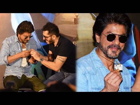 Shah Rukh Khan Speaks Up On His Special Locket Whi