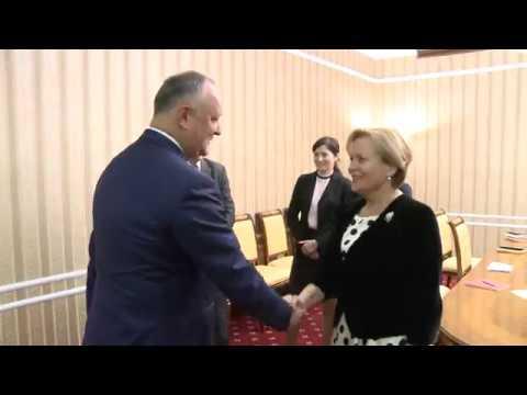 Șeful statului a avut o întrevedere cu o delegație a Adunării Parlamentare a NATO