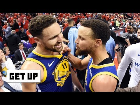 Nick Nurse's timeout gave the Splash Brothers rest, shifted Game 5 momentum – Damon Jones | Get Up