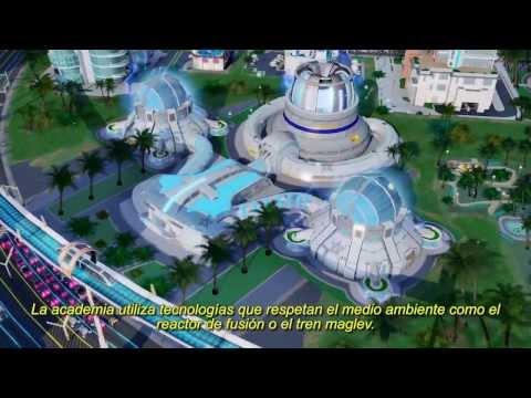SimCity Ciudades del Mañana