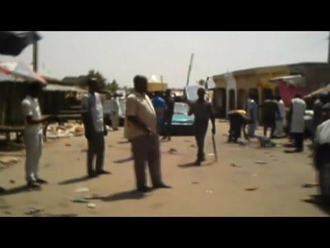 Nigeria: 27 Tote bei Anschlag auf Moschee