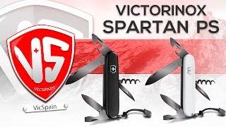 Espero que os haya gustado mucho este videoNo olvides suscribirte si aun no lo has hecho! http://goo.gl/g6zwkh➜ Victorinox Spartan PS  - Swiss Army Knife➜ Victorinox Spartan PS Black - Negra   1.3603.3P➜ Victorinox Spartan PS White - Blanca 1.3603.7P➜ Dónde comprarla en España: https://goo.gl/Bycgxc➜ Dónde comprarla en Mexico: https://goo.gl/WEMYII➜ Victorinox news 2017 - Novedades victorinox 2017➜ Victorinox special edition➜ Monochrome Pocket Knife - Polispectral➜ Victorinox black toolsAcabas de llegar a mi canal?Hola! Soy Marcos, bienvenidos a mi canal de navajas suizas llamado VictorinoxSpain / VicSpain. No me considero un experto, pero soy un gran coleccionista en lo que a Swiss Army Knife se refiere. Intento subir videos de reviews, trucos, novedades, herramientas, afilado y pruebas o test de navajas. También podrás encontrar videos sobre cómo se afila una navaja, si es legal portar una navaja, cómo lavar y afilar tu navaja o cómo cambiarle las cachas. Me gustan mucho las dos compañías de Suiza, tanto victorinox como wenger. Aunque casi todo lo que subo es de la marca de Ibach. Tengo más de 200 navajas de todas las medidas. Intento hacerme con todas las del catálogo de victorinox, aunque lo que más me gusta coleccionar son las navajas descatalogadas, raras, ediciones especiales y limitadas. Entre mis navajas preferidas están la Tinker, spartan, climber, compact, new soldier, ranger, rescuetool, alox y swisschamp. Al igual que con los Pokémon, os diría que os hicieseis con todas!Y eso es todo, si queréis seguirme en mis redes sociales para no perderos nada os las dejo aquí en mi descripción! Nos vemos en mis videos, no olvides darle al botón de like y suscribiros!!-------------------------------------------------------------------------------------------------------------➜ Ayuda comprando en Amazon: bit.do/vicspain-------------------------------------------------------------------------------------------------------------Redes Sociales:◆ Suscríbete: http://goo.g