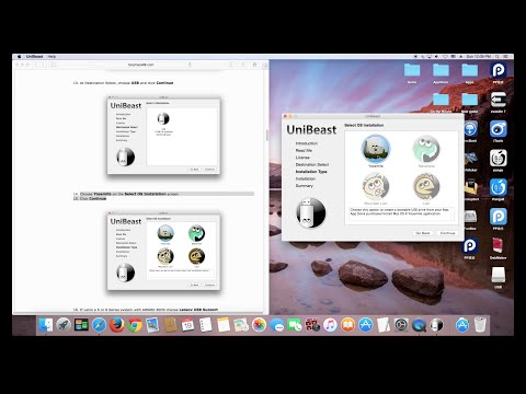 Yosemite USB, create a bootable OS X 1010 Yosemite