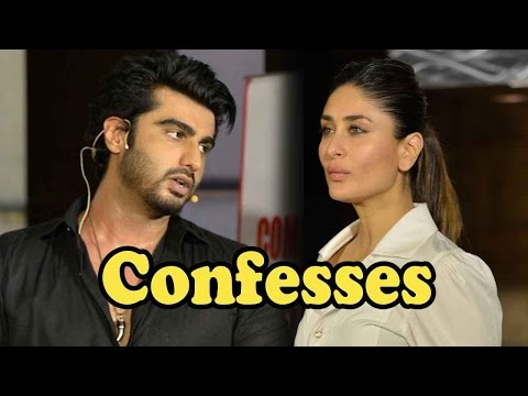 Arjun Kapoor Confesses About His Attraction Toward
