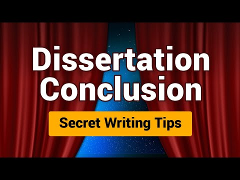 Dissertation writing for years
