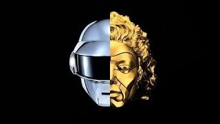 Mickael Jackson VS Daft Punk VS David Bowie - Let's Crush With You