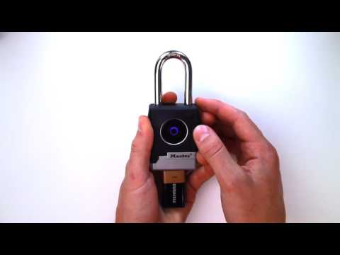 Screen capture of Master Lock 4401DLH - Unlock with External Battery Outdoor Model 4401DLH