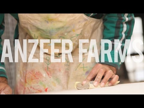 #ByDesign: Anzfer Farms, Creating Art With Salvaged Wood as the Medium