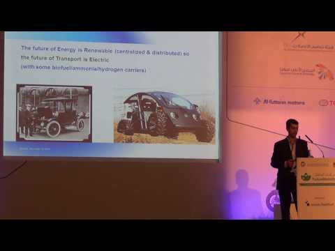 Zeljko Jeftic, Head - Global Innovation International Road Transport Union, Belgium