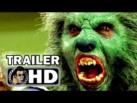 WOLFCOP 2: ANOTHER WOLFCOP Official Trailer (2017) Kevin Smith Horror Comedy Movie HD