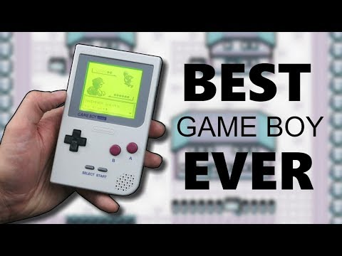 How I got the BEST GAME BOY EVER