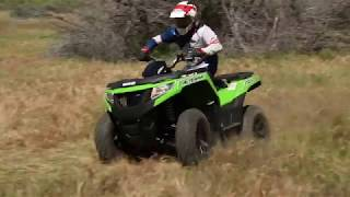 7. 2017 Arctic Cat / Textron Alterra 4x4 ATV Review