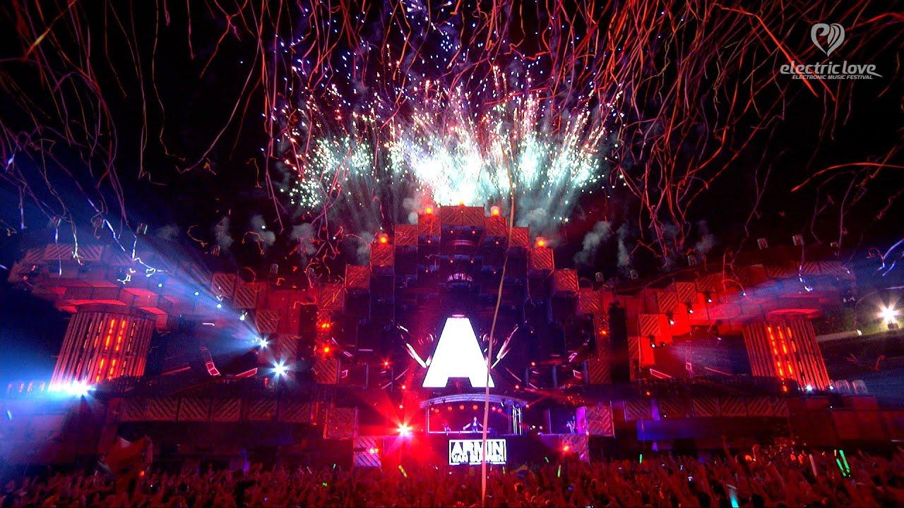 Armin van Buuren - Live @ Electric Love Festival 2016