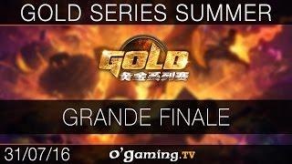 Grande Finale - Gold Series - Playoffs Summer 2016