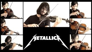 Metallica - Nothing Else Matters - ELECTRIC Violin - Thiago TeixeiraDid you like it? Please, subscribe :)Electric Violins plugged into a Fender Amp, a Boss GT-100 and a GR-55.https://twitter.com/metal_violinhttps://instagram.com/metalviolin