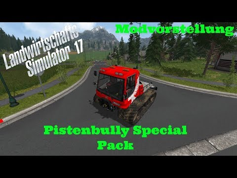 Pistenbully Special Pack v8.0