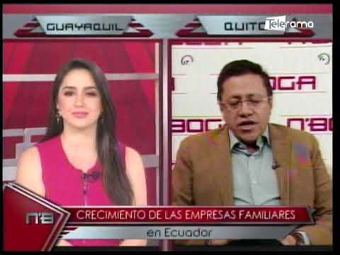 Crecimiento de las empresas familiares en Ecuador