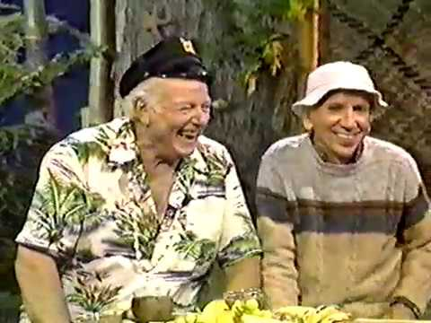 1966-67 Television Season 50th Anniversary: Gilligan's Island (5/17/88 - Bob Denver, Alan Hale)