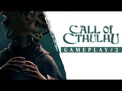 Gameplay Trailer #2 de Call of Cthulhu