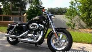 5. New 2013 Harley-Davidson Sportster 1200 Custom 110th Anniversary XL1200C