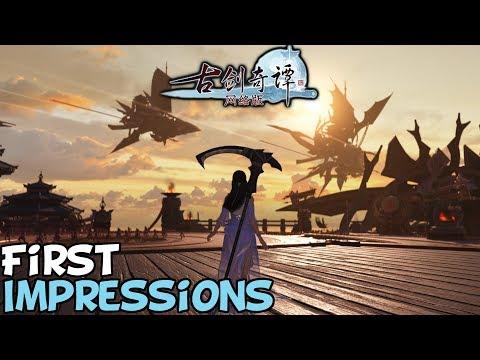 Swords Of Legends Online  First Impressions