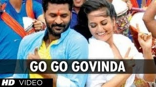 Go Go Govinda Full Video Song OMG Sonakshi Sinha Prabhu Deva