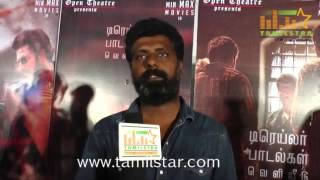 A  Senthil Kumar at Vaaimai Movie Press Meet