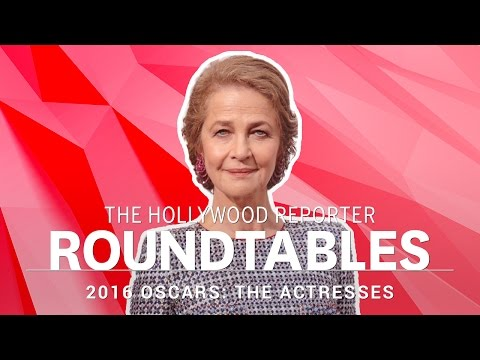 Charlotte Rampling Eagerly Embraced Aging