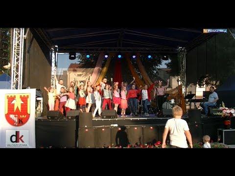 Koncert Finałowy Wakacyjnych Warsztatów w Domu Kultury we Włoszczowie