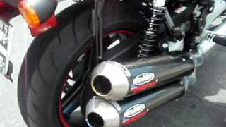 9. FMF APEX Slip On's for Harley XR 1200 Sportster