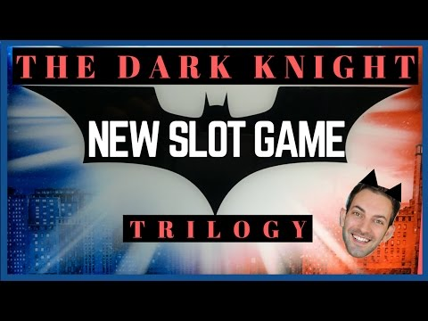**NEW GAME** Batman: The Dark Knight Trilogy