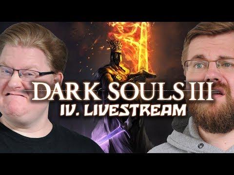 Dark Souls 3 Livestream #4 mit Peter & Chris