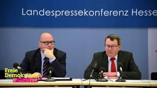 Video zu: PK zur Änderung des Hessischen Schulgesetzes