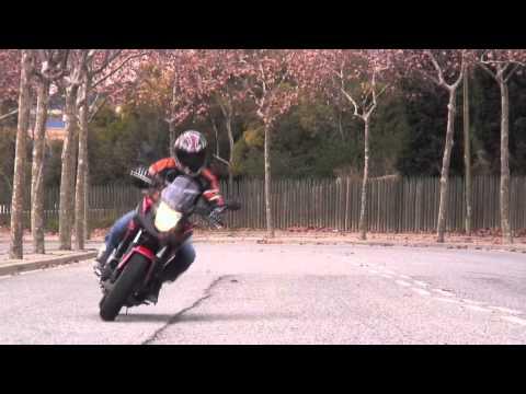 Vídeos de la Honda NC 700 X de 2011