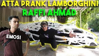 Video PRANK LAMBORGHINI RAFFI AHMAD! DIA MARAH PANGGIL KEAMANAN MP3, 3GP, MP4, WEBM, AVI, FLV April 2019