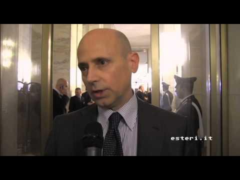 X Conferenza degli Ambasciatori – Intervista Ambasciatore a Baghdad, Massimo Marotti