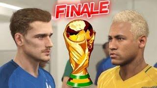 Video [HD] Griezmann vs Brésil Finale Coupe du Monde #07 PES 2017 MP3, 3GP, MP4, WEBM, AVI, FLV Juli 2017