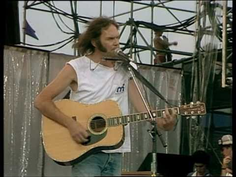 Neil Young ☮ The Needle And The Damage Done (Highest Quality)