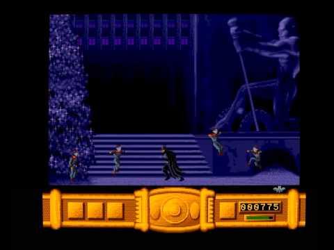 Batman Returns Amiga