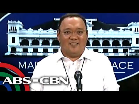 Presidential Spokesman Roque holds press briefing (20 October 2020) | ABS-CBN News
