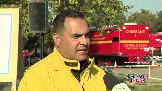 Recuento de los daños del incendio – Noticias 62 - Thumbnail
