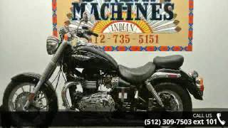 8. 2009 Triumph America  - Dream Machines Indian Motorcycle ...