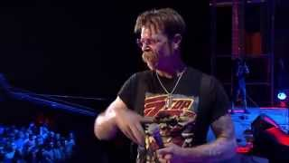 EXIT 2015 Live: Eagles Of Death Metal - Complexity (HQ Version)