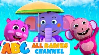 Rain Rain Go Away | Nursery Rhymes For Children by All Babies Channel